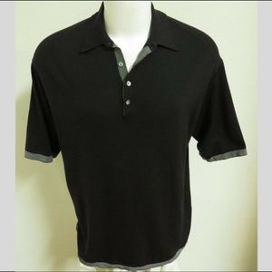 XL-TALL Tiger Woods Nike Golf #81Y Sweater Polo